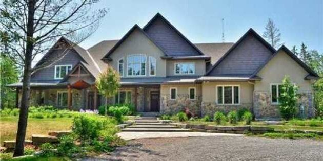 Carrie Underwood, Mike Fisher Ottawa House Among Top 10 Celebrity Pads For