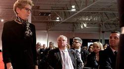 Wynne Acted Like Toronto Mayor: