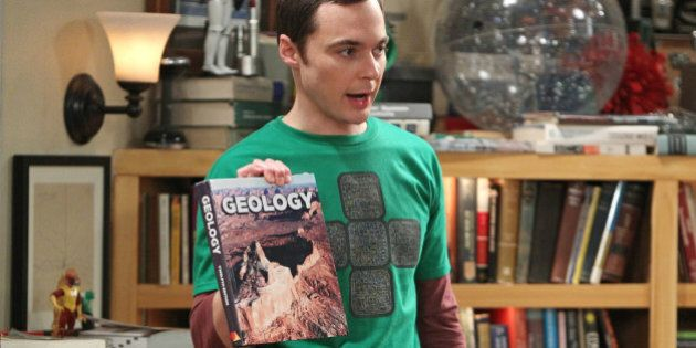 LOS ANGELES - MARCH 25: 'The Relationship Diremption' -- Sheldon (Jim Parsons) faces a personal crisis after deciding he's wasting his time with string theory, on THE BIG BANG THEORY, Thursday, April 10 (8:00-8:31 PM, ET/PT) on the CBS Television Network. (Photo by Sonja Flemming/CBS via Getty Images)