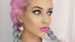 15 Photos Of Pastel Hair That Will Have You Booking It To The