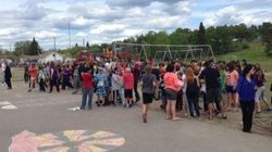 Bullies Beat 5-Year-Old With A Chain At Flin Flon School, Parents