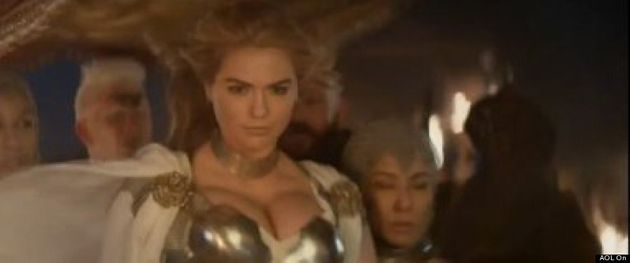 Game Of War's Super Bowl Ad Is Pretty Much Kate Upton In 'Game Of
