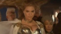 WATCH: The Closest We'll Get To Kate Upton In 'Game Of