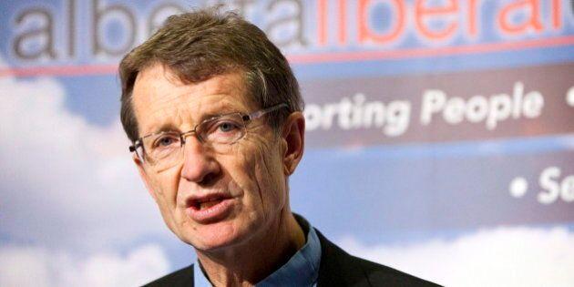 David Swann Chosen As Interim Leader Of Alberta