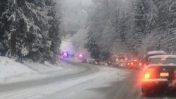 Whistler Highway Crash Leaves Woman With Critical