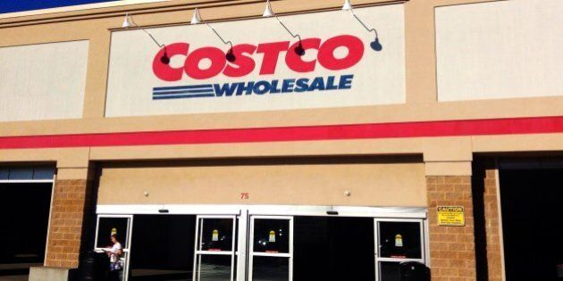 Costco, Enfield, CT 10/2014 by Mike Mozart of TheToyChannel and JeepersMedia on