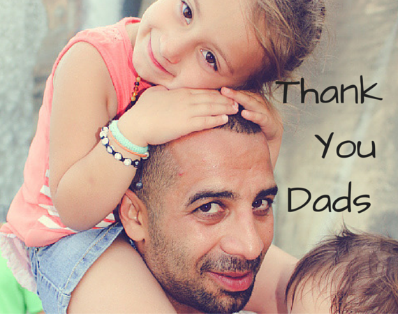 Thank You to the Dads Who Have Embraced