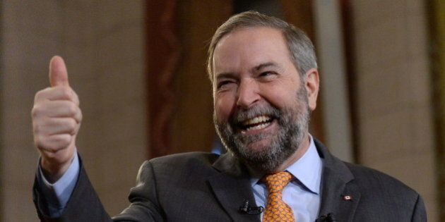 NDP, Liberal Fundraising Efforts Yield Best Results In