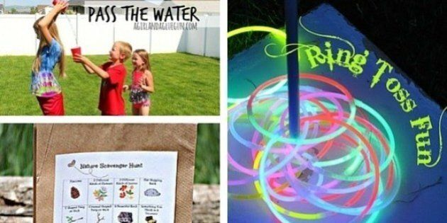 Camping Games For Kids: 11 Fun Activities To Play This