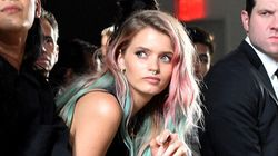 Abbey Lee Kershaw's Unicorn Locks Are Giving Us Serious Hair