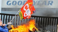 Goodyear Bosses Held Captive In