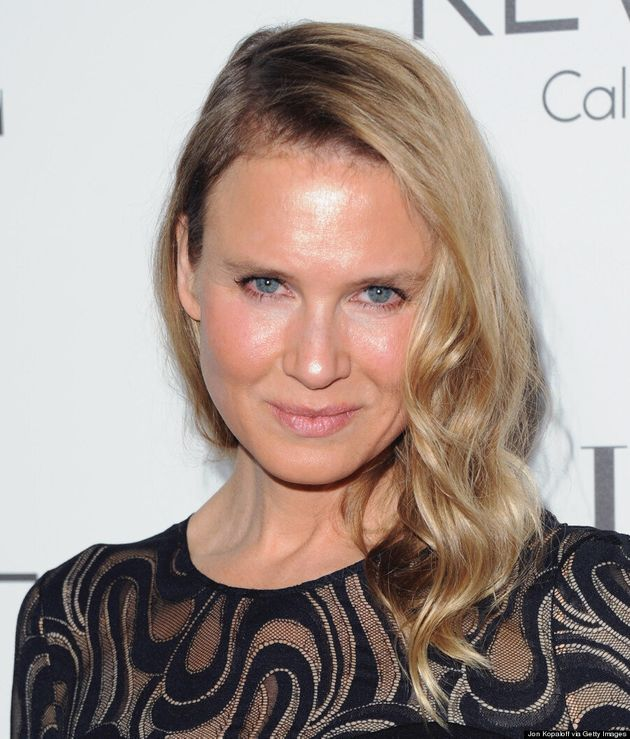 Renee Zellweger Looks Really Different At Elle Women In Hollywood