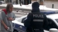 Montreal Officer Who Threatened Homeless Man Called 'Good