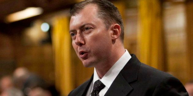 MP Rob Anders Faces Nomination Challenge For 2015 Federal