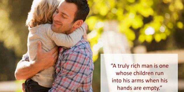 Dad Quotes: 11 Sweet Sayings To Celebrate