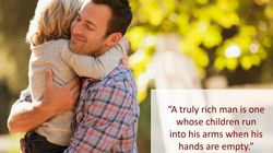11 Sweet Dad Quotes To Celebrate