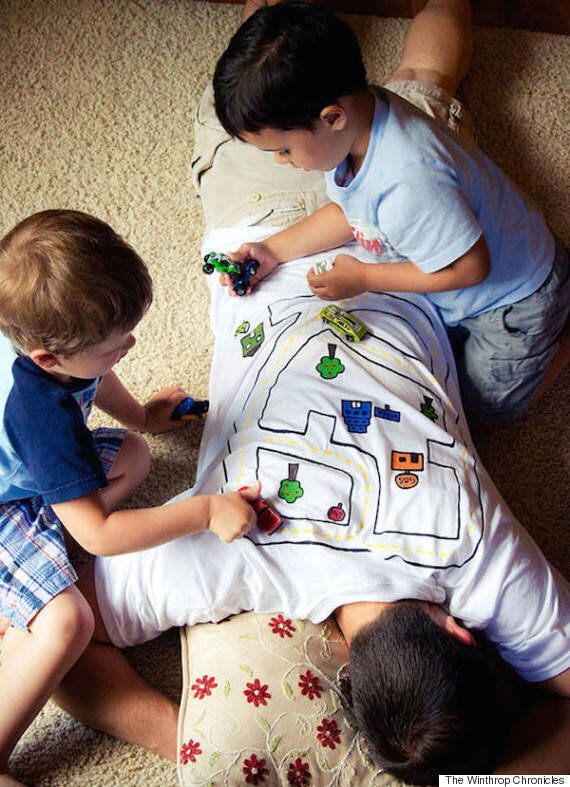 Dad Inventions: 9 Seriously Cool Ideas To Make Parenting A