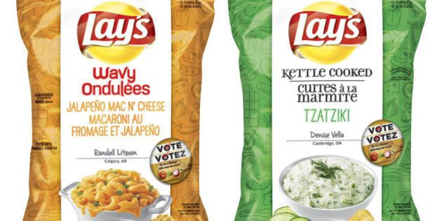 Canadians Pick Their New Chip Flavour From