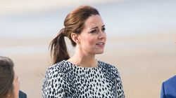 Kate Middleton Makes One Of Her Last Appearances Before Maternity