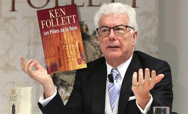 L'écrivain britannique Ken Follett publiera en juin un récit inédit sur Notre-Dame...