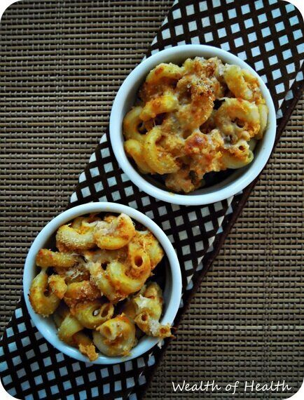 Warm Up With This Butternut Squash Mac And