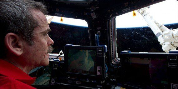 Space for Ambition: Chris Hadfield's Guide to