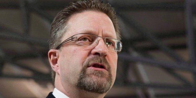 Chuck Strahl, CSIS Watchdog Chair, Registers As Northern Gateway