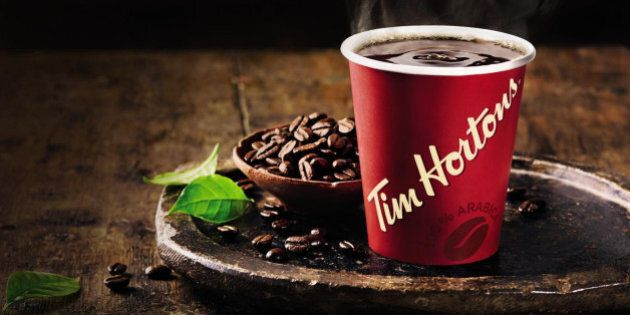 Free Swag Disappears From Tim Hortons AGM As Company Focuses On