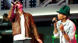 Robin Thicke And Pharrell Have Got To Give Up Big Cash Over 'Blurred