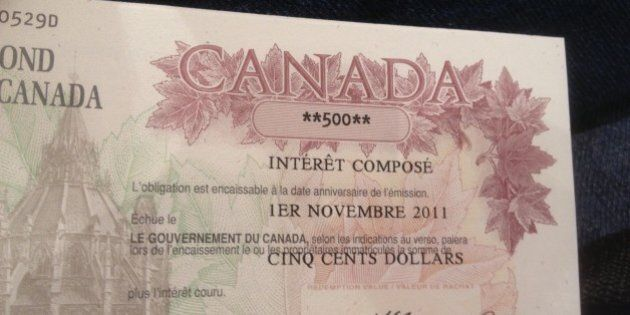 Canada Savings Bonds Sales Should End, Says Report To Finance