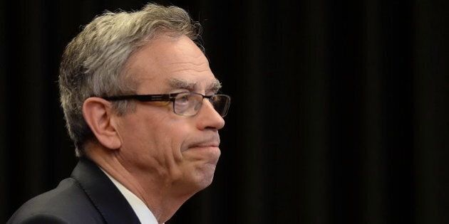 Ottawa Reports $3.3 Billion Deficit For First Eight Months Of 2014-15 Fiscal