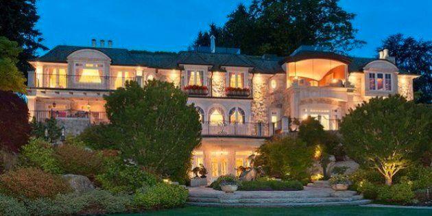 Vancouver Mega Mansion Sells For $51 Million