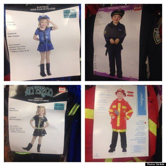 Value Village Agrees To Pull Halloween Costumes After B.C. Mom's