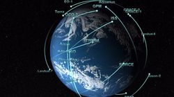 WATCH: What Satellites Are Watching Us Right