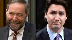 Liberal Support Drops, NDP Makes Up Ground:
