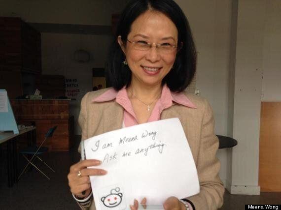 Meena Wong Reddit AMA