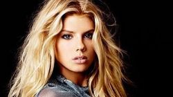 Charlotte McKinney's Sheer Turtleneck Leaves Little To The