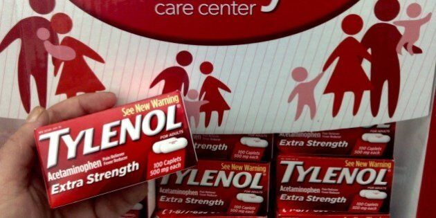 Children's Tylenol Maker To Plead Guilty To Selling Products That Contained Metal