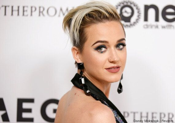 Katy Perry Shares Her Experience With Suicidal Thoughts In Live Therapy
