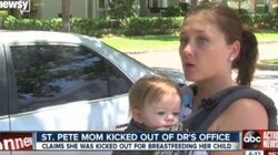 Mom Kicked Out Of Doctor's Office For