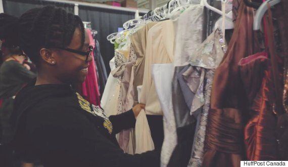 New Circles Prom Boutique Helps Students Afford Prom (And Look