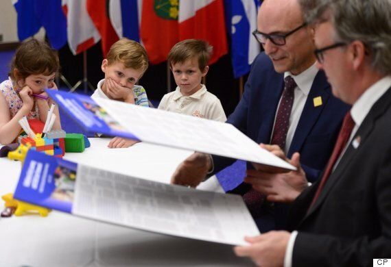 Liberal's New Child Care Deal Could Maybe Turn Into Universal Program One Day: