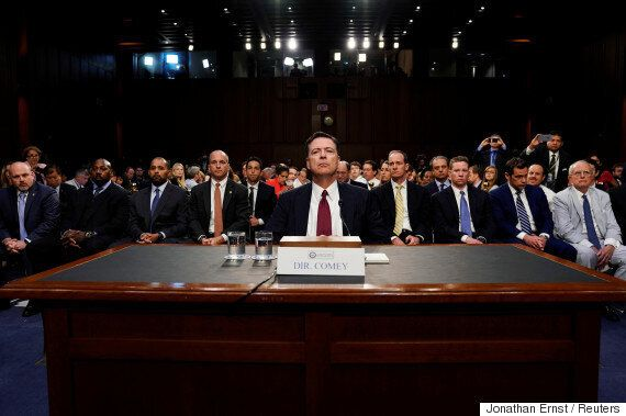 Comey Hearing Is What A Functioning, Adult Democracy Looks