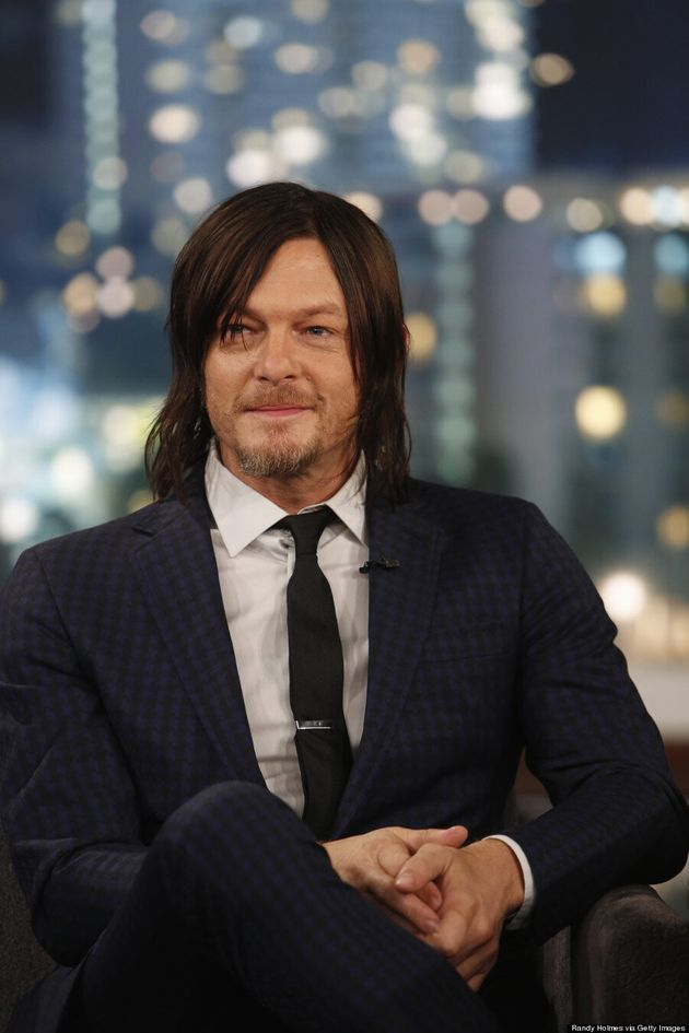 17 Reasons Why Norman Reedus Is A Total Stud | HuffPost Canada