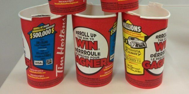 Roll Up The Rim Like A Pro With These Speedy