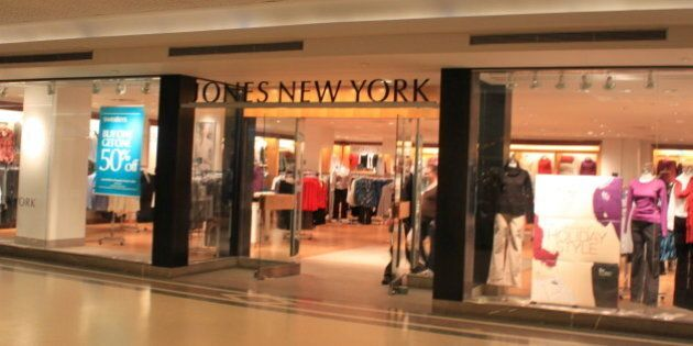 Jones New York To Shut All Its Stores, Including 36 Canadian