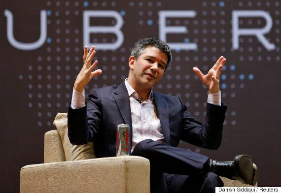 Travis Kalanick, Uber CEO, Takes Leave Of Absence After Sexual Harassment