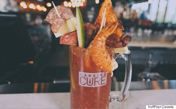 Caesar Cocktails Are As Canadian As The Calgary