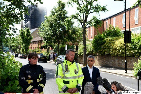 Grenfell Tower Fire In London, England 'An Unprecedented Incident': Fire