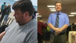 Father Of 7 Loses Over 130 Pounds While Parenting